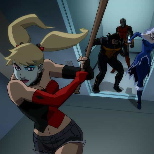 Tara Strong is listed (or ranked) 4 on the list The Best Actresses Who Played Harley Quinn