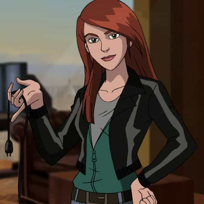 Tara Strong is listed (or ranked) 4 on the list The Best Actresses Who Played Mary Jane Watson