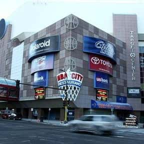 Target Center is listed (or ranked) 18 on the list The Best NBA Arenas