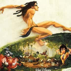 Tarzan is listed (or ranked) 16 on the list The Best Disney Animated Movies of All Time