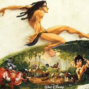 Tarzan is listed (or ranked) 23 on the list Movies That Turned 20 in 2019