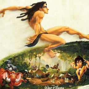 Tarzan is listed (or ranked) 10 on the list Disney Movies with the Best Soundtracks, Ranked