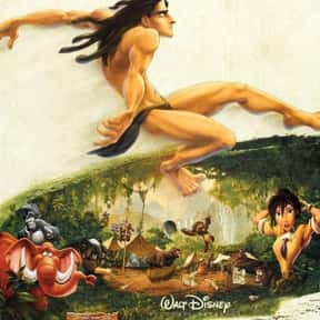 Tarzan is listed (or ranked) 3 on the list The Best 90s Movies On Netflix, Ranked