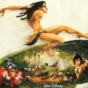 Tarzan is listed (or ranked) 13 on the list The Best Disney Movies About Love