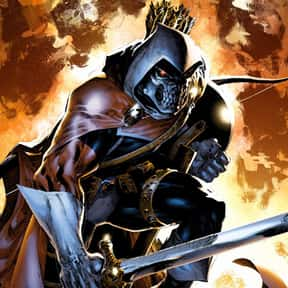 Taskmaster is listed (or ranked) 6 on the list The Best Captain America Villains Ever