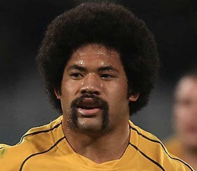 Tatafu Polota-Nau is listed (or ranked) 3 on the list Famous Male Rugby Players
