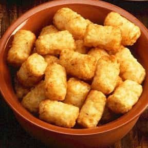 Tater Tots is listed (or ranked) 15 on the list The Best American Foods