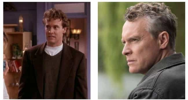 Tate Donovan is listed (or ranked) 3 on the list What Happened To All The Boyfriends On 'Friends' You Barely Remember Now?