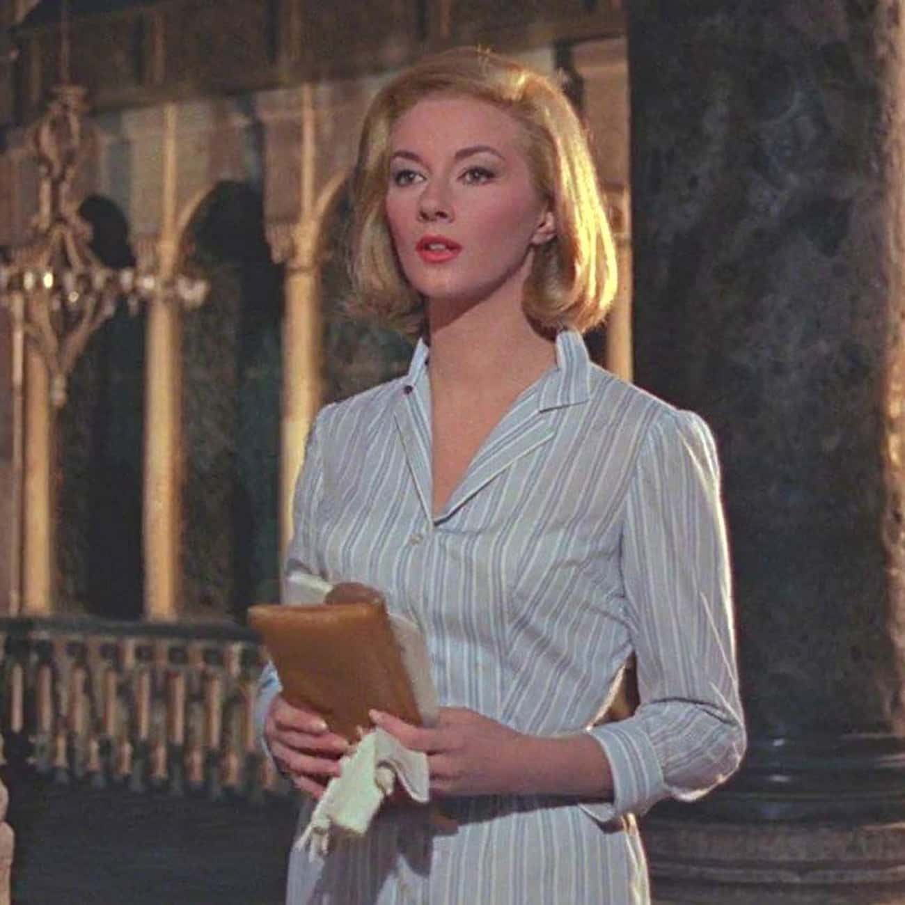 Tatiana Romanova is listed (or ranked) 3 on the list The Most Attractive Bond Girls, Ranked