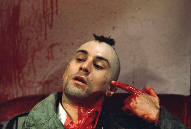 Taxi Driver is listed (or ranked) 4 on the list Movies That Should Have Ended Two Scenes Earlier Than They Did