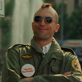 Taxi Driver is listed (or ranked) 9 on the list Great Movies About Very Dark Heroes