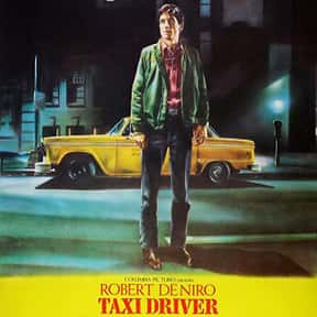 Taxi Driver is listed (or ranked) 3 on the list The Best Robert De Niro Movies