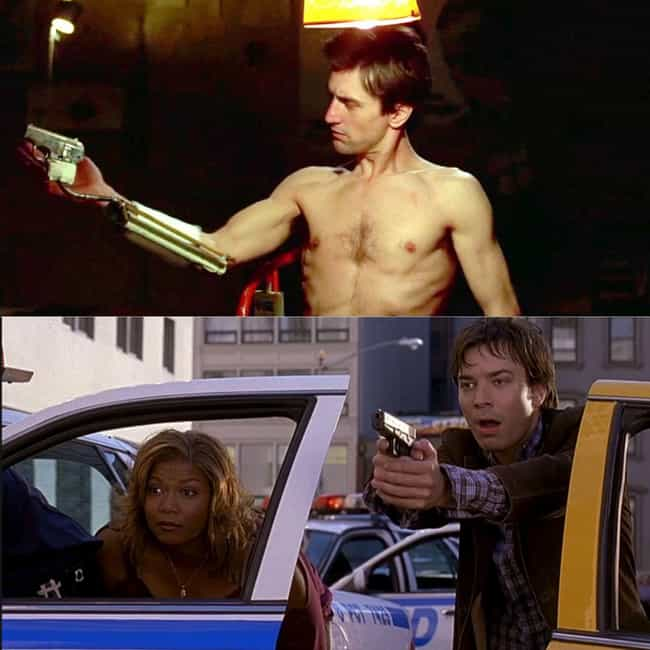 Taxi Driver is listed (or ranked) 7 on the list The Worst Movies To Mix Up