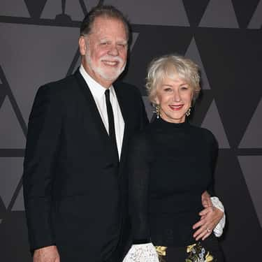 Taylor Hackford is listed (or ranked) 1 on the list Helen Mirren Loves and Hookups