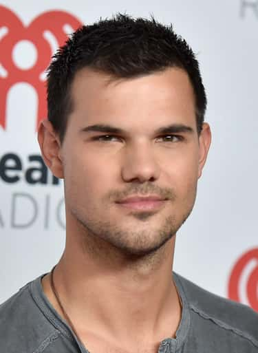 Taylor Lautner is listed (or ranked) 1 on the list Famous Male Voice Actors