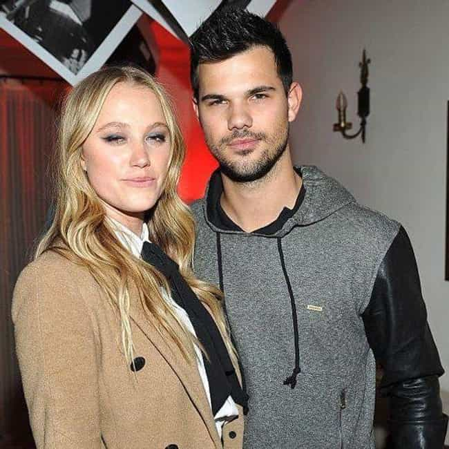 Taylor Lautner is listed (or ranked) 4 on the list Maika Monroe Loves and Hookups