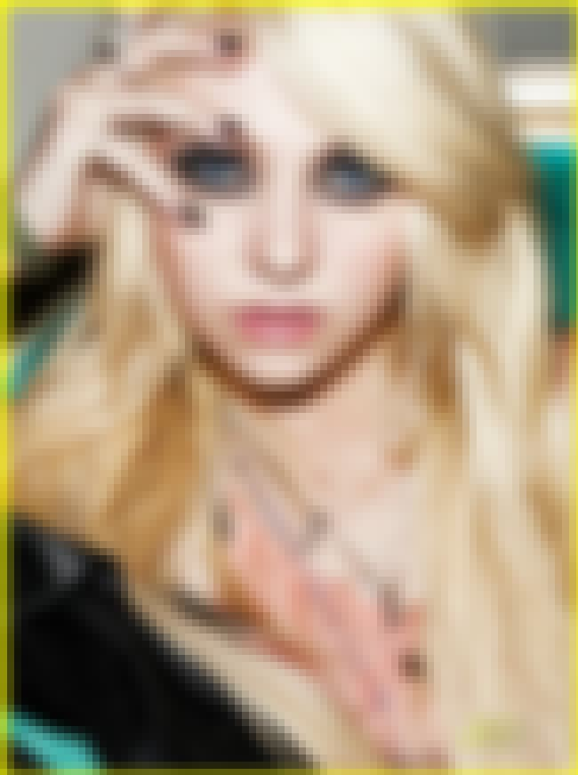 Taylor Momsen is listed (or ranked) 4 on the list Hottest Chicks In Metal and Punk