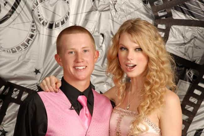 Taylor Swift is listed (or ranked) 2 on the list Celebrities Who Went to Prom with Fans