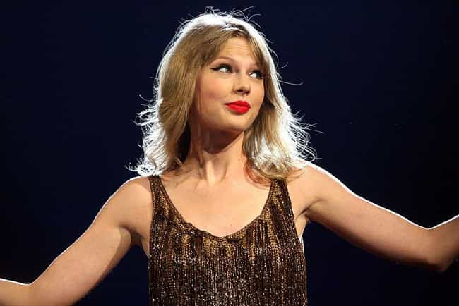 Taylor Swift is listed (or ranked) 4 on the list 20+ Celebrities Who Love To Cook