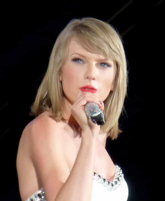 Taylor Swift is listed (or ranked) 1 on the list 19 Celebrities with Rhode Island Ties