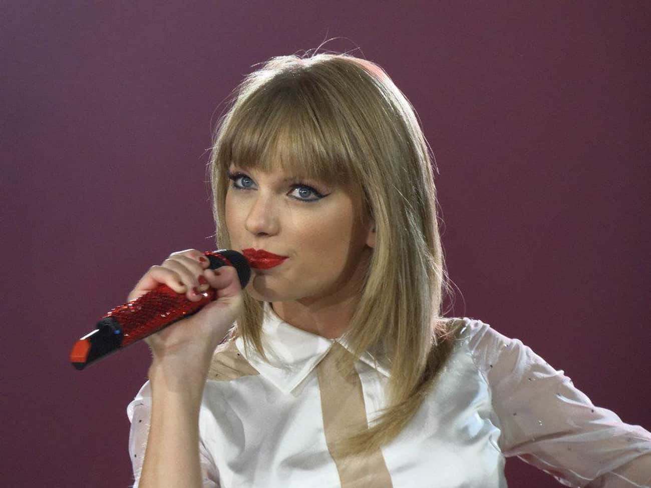 Taylor Swift is listed (or ranked) 3 on the list 24 Musicians Against Spotify And Other Streaming Services