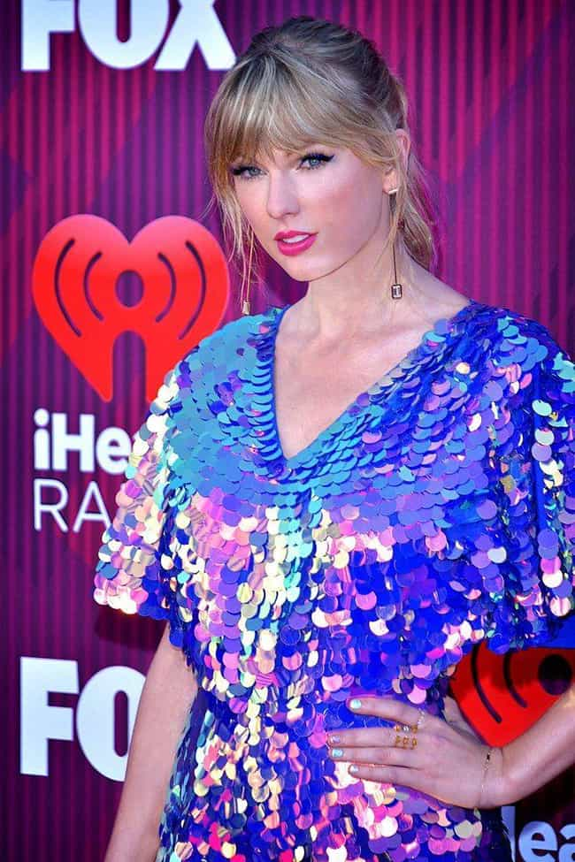 Taylor Swift is listed (or ranked) 6 on the list Famous Sagittarius Celebrities