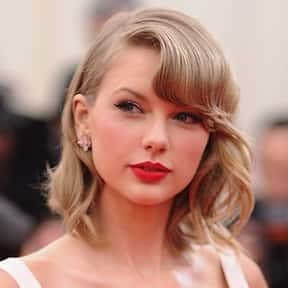 Taylor Swift is listed (or ranked) 16 on the list Who Was America's Girlfriend in 2015?
