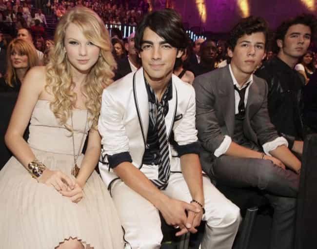 Taylor Swift is listed (or ranked) 8 on the list Joe Jonas' Loves & Hookups