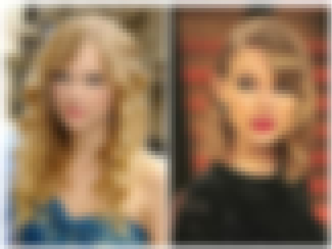 Taylor Swift is listed (or ranked) 2 on the list Celebrities Who Chopped Their Hair & Look Great