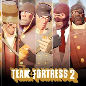 Team Fortress 2 is listed (or ranked) 2 on the list The Best Free FPS Games of All Time