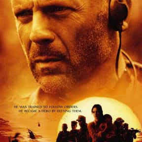 Tears of the Sun is listed (or ranked) 14 on the list The Best Bruce Willis Movies