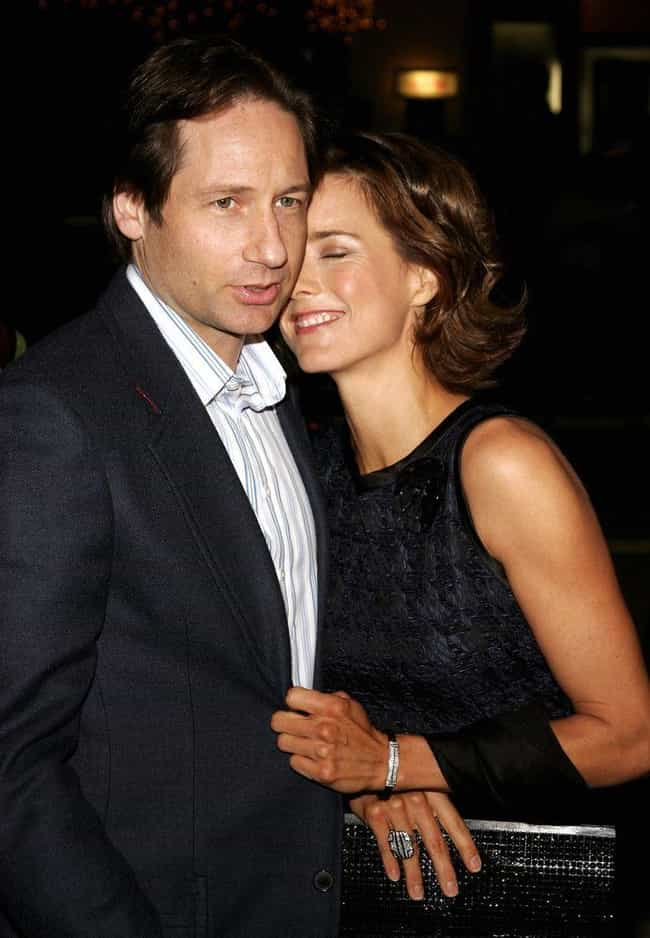 Téa Leoni is listed (or ranked) 1 on the list Women Who David Duchovny Has Dated