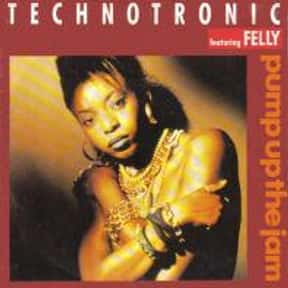 Technotronic is listed (or ranked) 20 on the list The Best Eurodance Bands/Artists