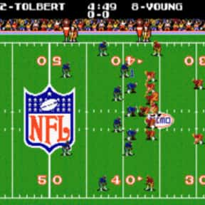 Tecmo Super Bowl is listed (or ranked) 1 on the list The Best NES Sports Games