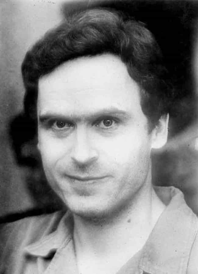 Ted Bundy is listed (or ranked) 1 on the list 10 'Charming' Serial Killers And Murderers