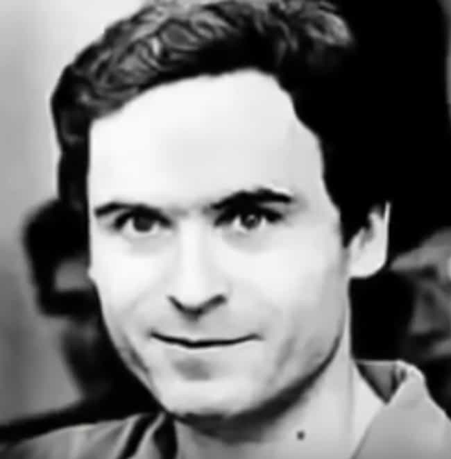 Ted Bundy is listed (or ranked) 1 on the list Inconsequential Crimes That Led To Huge Breaks In Major Cases