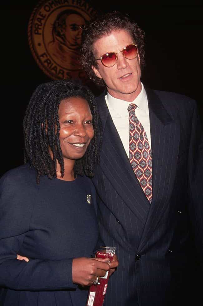Ted Danson is listed (or ranked) 4 on the list Men Who Whoopi Goldberg Has Dated