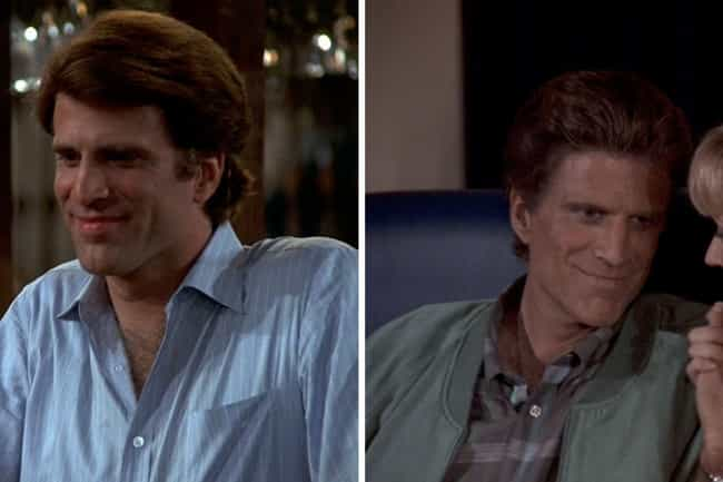 Ted Danson is listed (or ranked) 2 on the list How the Cast of Cheers Aged from the First to Last Season