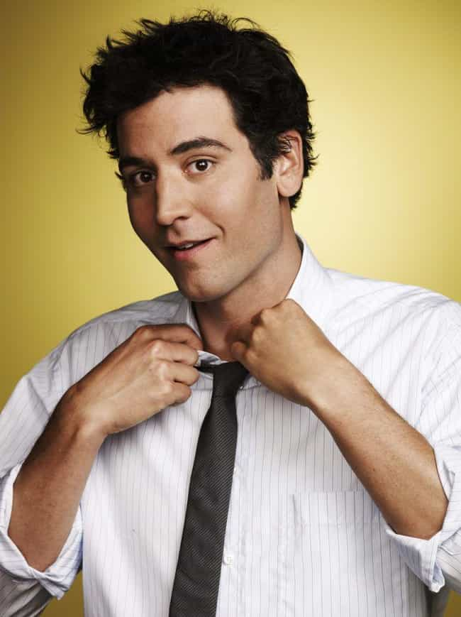 """Ted Mosby is listed (or ranked) 3 on the list TV """"Nice Guys"""" Who Are Horrible Human Beings In Disguise"""