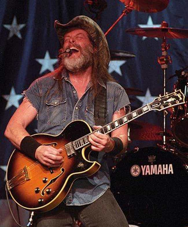 Ted Nugent is listed (or ranked) 4 on the list 8 Famous Climate Change Deniers