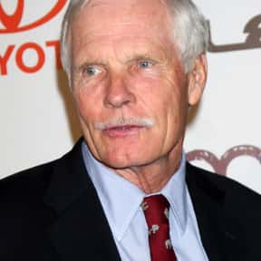Ted Turner is listed (or ranked) 6 on the list Famous People Whose Last Name Is Turner