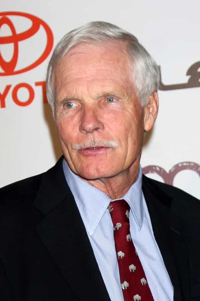 Ted Turner is listed (or ranked) 2 on the list All The Famous Men Bo Derek Has Dated