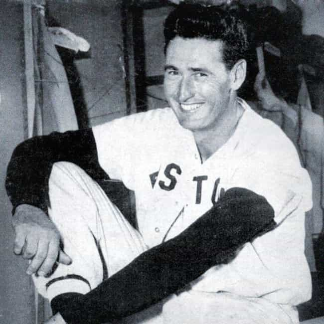 Ted Williams is listed (or ranked) 4 on the list The Best Athletes Who Wore #9