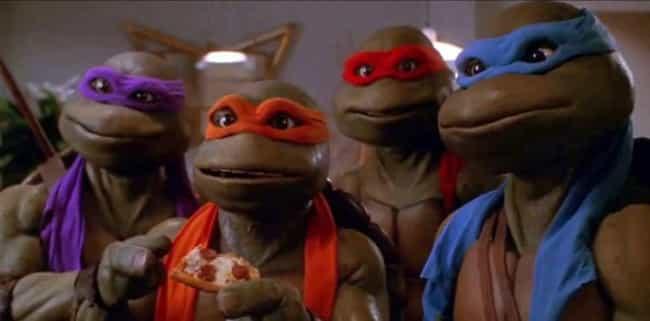 Teenage Mutant Ninja Tur... is listed (or ranked) 4 on the list 15 Bad Superhero Movies That Are Actually Good
