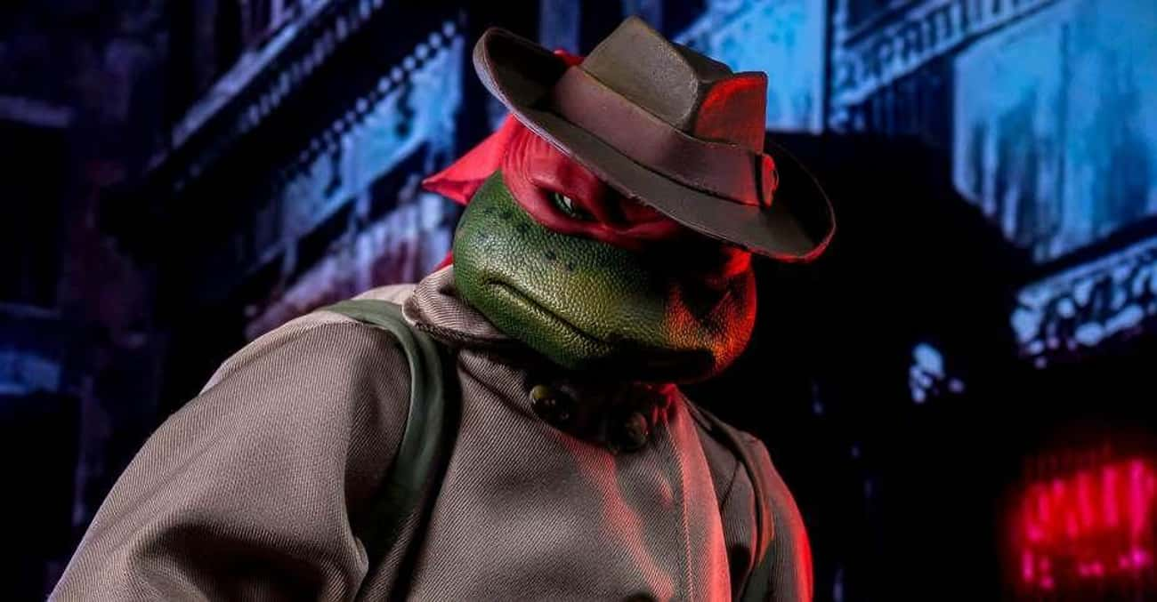 The Turtles - 'Teenage Mutant  is listed (or ranked) 1 on the list 14 Times Characters Used Embarrassingly Bad Disguises In Movies