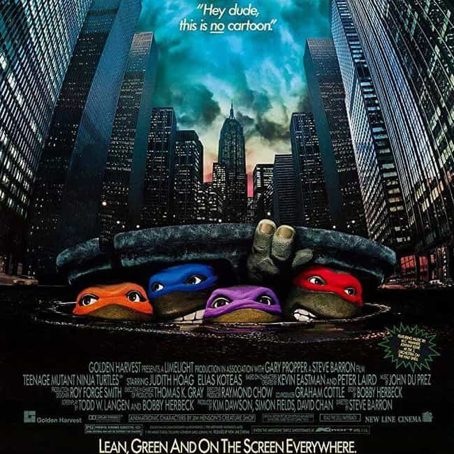 Teenage Mutant Ninja Turtles is listed (or ranked) 1 on the list The Best Movies and Series in the Teenage Mutant Ninja Turtles Franchise, Ranked