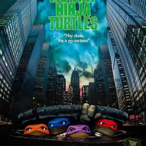 Teenage Mutant Ninja Turtles is listed (or ranked) 5 on the list The Best Martial Arts Movies for Kids
