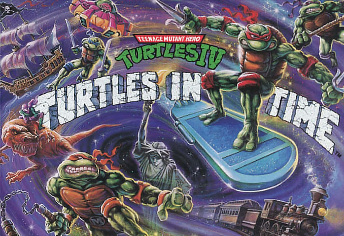 Teenage Mutant Ninja Turtles I is listed (or ranked) 4 on the list The Greatest Games You Could Actually Beat at an Arcade