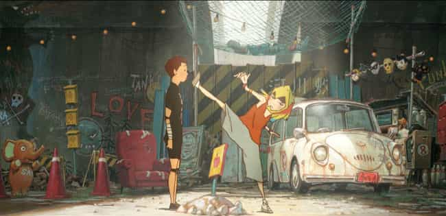 Tekkonkinkreet is listed (or ranked) 3 on the list 12 Anime To Watch For Unique And Gorgeous Animation