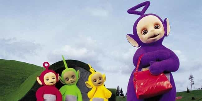 Teletubbies is listed (or ranked) 1 on the list Kids' Shows That Proved Surprisingly Controversial